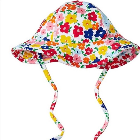 4a513cfc13d Hanna Andersson Baby girl swim hat 🌺